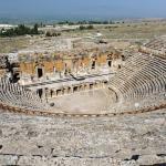 Roman Amphitheatre Of Hierapolis