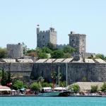 Bodrum Castle Of St Peter And Museum Of Underwater Archaeology