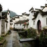 Xidi And Hongcun Ancient Villages