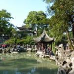 Lion Grove Garden Or Shi Zi Lin