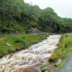 Glenevin Waterfall