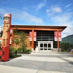 Squamish Lilwat Cultural Centre