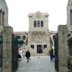 Inmaculada Square Or Praza Da Inmaculada