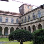 Museum Of The Galician People Or Museo Poblo Galego