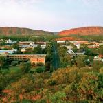 Alice Springs Tourist Information Centre
