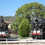 Camlik Museum Of Steam Locomotives