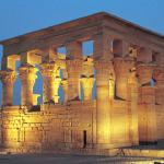 Sound And Light Show - Philaetemple Of Kom Ombo