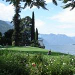 The Garden Of Villa Melzi Or I Giardini Di Villa Melzi