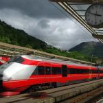 The Bergen Railway