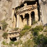 Amynthas Rock Tomb