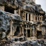 Ancient Lycian Site Of Tlos