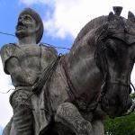 Sabanero Statue