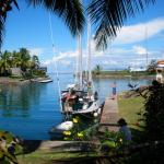 Vuda Point Marina Fiji