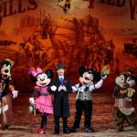 Buffalo Bills Wild West Show With Mickey And Friends