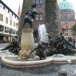 Ehekarussell-Brunnen