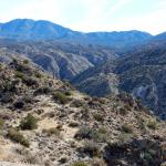 Santa Rosa Mountains And San Jacinto National Monument