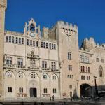 Archbishops Palace Or Palais Des Archeveques