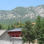 Shaolin Temple In Song Mountains