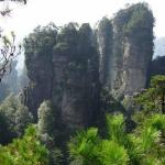 Chongqing Wuling Mountain Forest Park