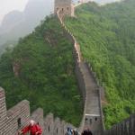 Great Wall At Huangyaguan Pass