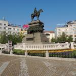 Statue Of Tsar Alexander I I