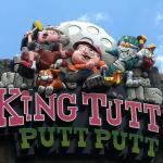 King Tutts Putt Putt