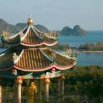 South China Sea Temple