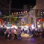 Zhengning Road Night Market