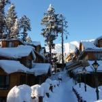 Gulmarg Backcountry Ski Lodge