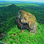 The Sigiriya Fortress