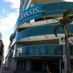 The Oasis Shopping Centre