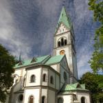 The Church Of Queen Luisa