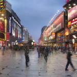 Huangxing Road Walking Street