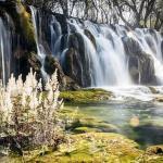 Panda Lake And Panda Falls