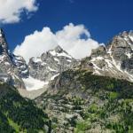 Teton Glacier Turnout