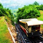 Incline Railway Of The Lookout Mountain