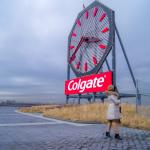 New Jersey Colgate Clock