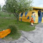 Flintstone Bedrock City