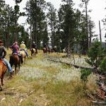 Guided Horseback Trail Rides