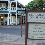 Old Lahaina Court House