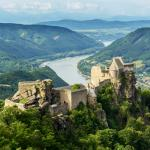 Ruins Of Aggstein Castle