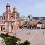 Plaza San Nicolas
