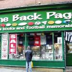 The Back Page Shop