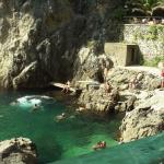 La Grotta Beach