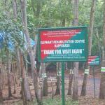 Kottoor Kappukadu Elephant Rehabilitation Centre