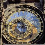Old Town Sqaure Hall And Astronomical Clock