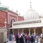 Nizzamudin Dargah