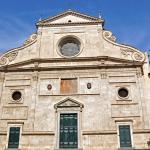 Basilica Of St. Augustine In Campo Marzio