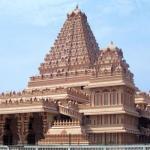Chattarpur Temple