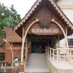 Orang Asli Raft Museum